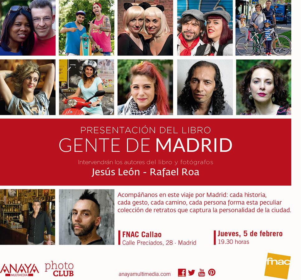 'Gente de Madrid', un trabajo fotográfico de Rafael Roa y Jesús León